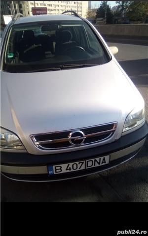 Opel Zafira ECO CNG - imagine 5