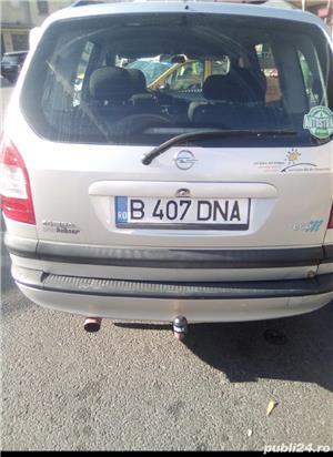 Opel Zafira ECO CNG - imagine 6