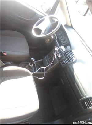Opel Zafira ECO CNG - imagine 3