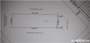 Vând teren intravilan 550mp Giurgiu - imagine 2