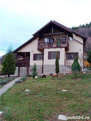 Vand casa in zona Raul Sadului jud Sibiu 175000 eur negeciabil - imagine 6