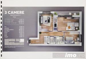 Apartamente 3 Camere Decomandat-  Titan Ozana Pallady - imagine 7