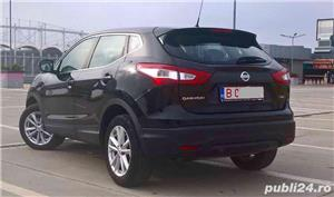 "Nissan Qashqai Navi/Xenon/Lane Assist/Dublu Clima/Camera video/Alarma/Senzori/Jante""17/LED Full - imagine 5"