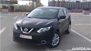 "Nissan Qashqai Navi/Xenon/Lane Assist/Dublu Clima/Camera video/Alarma/Senzori/Jante""17/LED Full - imagine 1"