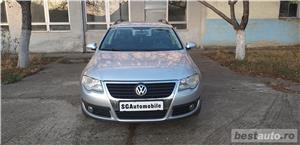 VW PASSAT,AN 2006,AUTOMATA,GARANTIE,IMPORT GERMANIA,EURO 4 PE ACTE - imagine 6