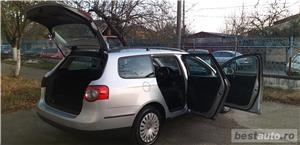 VW PASSAT,AN 2006,AUTOMATA,GARANTIE,IMPORT GERMANIA,EURO 4 PE ACTE - imagine 16