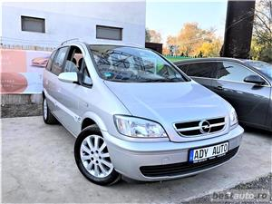 OPEL ZAFIRA 1,8 BENZINA / 7 LOCURI / GARANTIE INCLUSA / RATE FIXE EGALE / BUY-BACK / EURO 4  - imagine 12