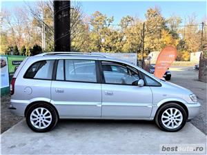 OPEL ZAFIRA 1,8 BENZINA / 7 LOCURI / GARANTIE INCLUSA / RATE FIXE EGALE / BUY-BACK / EURO 4  - imagine 6