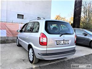 OPEL ZAFIRA 1,8 BENZINA / 7 LOCURI / GARANTIE INCLUSA / RATE FIXE EGALE / BUY-BACK / EURO 4  - imagine 14