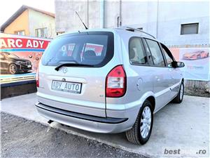 OPEL ZAFIRA 1,8 BENZINA / 7 LOCURI / GARANTIE INCLUSA / RATE FIXE EGALE / BUY-BACK / EURO 4  - imagine 3