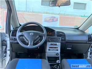 OPEL ZAFIRA 1,8 BENZINA / 7 LOCURI / GARANTIE INCLUSA / RATE FIXE EGALE / BUY-BACK / EURO 4  - imagine 7