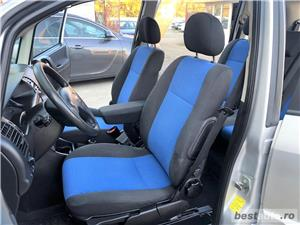 OPEL ZAFIRA 1,8 BENZINA / 7 LOCURI / GARANTIE INCLUSA / RATE FIXE EGALE / BUY-BACK / EURO 4  - imagine 10