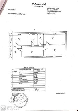 Cladire P+1, 340 mp, 585 euro / mp (fosta fabrica de inghetata) - imagine 10
