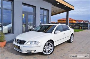 Vw Phaeton AN:2009=avans 0 % rate fixe=aprobarea creditului in 2 ore=autohaus vindem si in rate - imagine 1