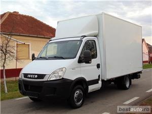 IVECO Daily 35C15 - koffer cu LIFT - an 2010 - imagine 1
