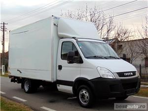 IVECO Daily 35C15 - koffer cu LIFT - an 2010 - imagine 2