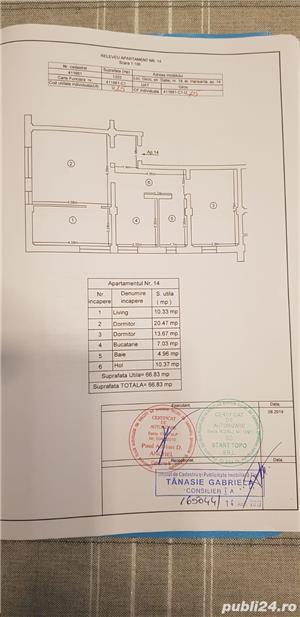 Proprietar,vând ap.3 camere,2019,Braytim-Contra - imagine 2