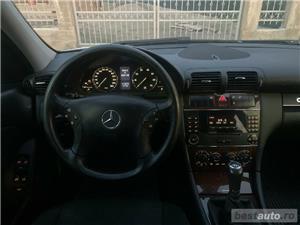 Mercedes Benz C Class C180 Kompressor 1.8 Benzina 143cp An 2006 - imagine 7