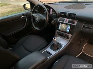 Mercedes C Class C200 Kompressor SPORT EDITION 1.8 Benzina 163 Cp Xenon Navi Încălzire 151000 Km! - imagine 7