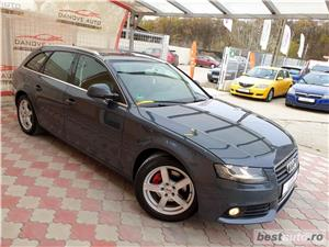 Audi A4,GARANTIE 3 LUNI,BUY BACK,RATE FIXE,motor 2000 TDI,143 CP,Piele,Navi,Trapa.  - imagine 3