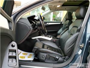 Audi A4,GARANTIE 3 LUNI,BUY BACK,RATE FIXE,motor 2000 TDI,143 CP,Piele,Navi,Trapa.  - imagine 6