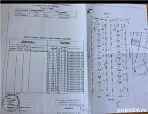 Proprietar teren Moșnița pe colt, 2 fronturi 30,5/20, ideal duplex sau individuala, pădurea Bistra,  - imagine 6