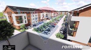 Apartamente noi cu 2 camere, 0%COMISION la Cumpărător! - imagine 2