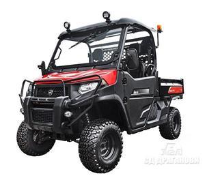 Jeep nou, 4x4 UTV Kioti K9 2400,24CP - imagine 8