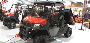 Jeep nou, 4x4 UTV Kioti K9 2400,24CP - imagine 13