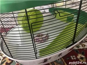 Vând cușcă hamster tip stadion  - imagine 4