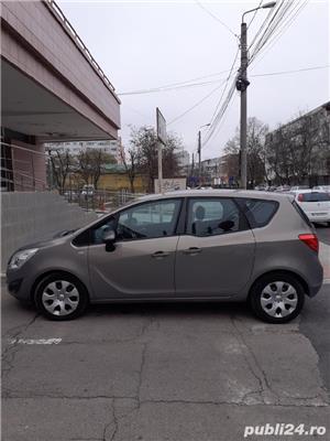 Opel Meriva diesel euro 5 - imagine 6