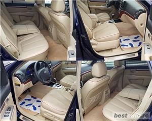 Hyundai Santa Fe2007/diesel/4x4/ Automata / piele crem /klima/full//import germania  - imagine 8