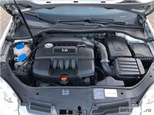 Volkswagen Golf 5 1.6 Benzina 2007 Goal Deosebit Impecabil Import Germania. - imagine 10