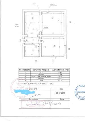 Ocazie!!!! Baicului, str Olimpiadei, Comision 0% - 2 camere 62 mp si curte in proprietate  73 mp!!! - imagine 6