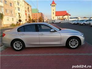 Bmw 320D Luxury Line, 184cp, automat, piele, navi, head-up, xenon etc.  - imagine 4