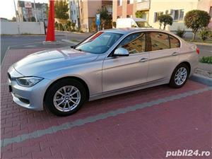Bmw 320D Luxury Line, 184cp, automat, piele, navi, head-up, xenon etc.  - imagine 2