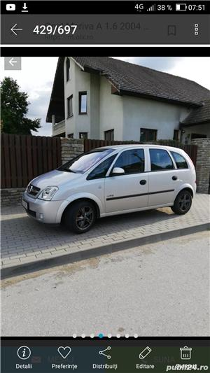 Opel Meriva cutie robotizata1.6 benzina/gpl - imagine 1