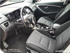 Hyundai i30 1.6 benzina AUTOMATA 135cp cu GPL, 70.000 km reali! - imagine 6