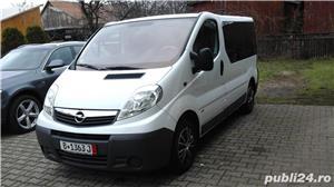 Opel Vivaro 2.0 Cdti,114cp,8+1 loc.,2009 - imagine 1