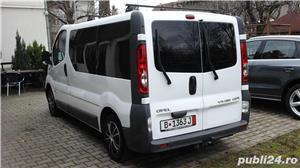 Opel Vivaro 2.0 Cdti,114cp,8+1 loc.,2009 - imagine 4