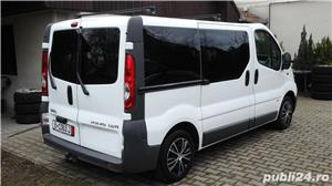 Opel Vivaro 2.0 Cdti,114cp,8+1 loc.,2009 - imagine 2
