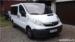 Opel Vivaro 2.0 Cdti,114cp,8+1 loc.,2009 - imagine 3
