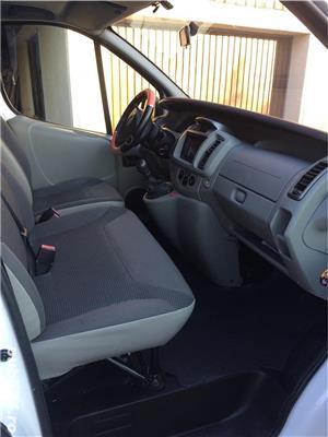 Opel Vivaro 2.0 Cdti,114cp,8+1 loc.,2009 - imagine 6