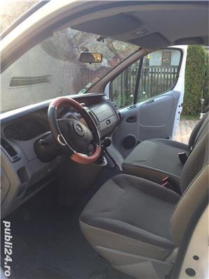 Opel Vivaro 2.0 Cdti,114cp,8+1 loc.,2009 - imagine 5