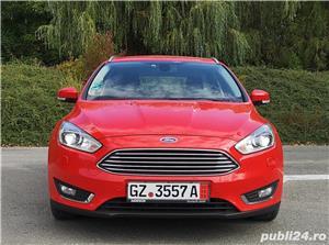 Ford Focus Titanium / 2015 / Euro 6 / 2.0 TDI / 150 CP. FULL - imagine 1