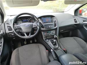 Ford Focus Titanium / 2015 / Euro 6 / 2.0 TDI / 150 CP. FULL - imagine 10