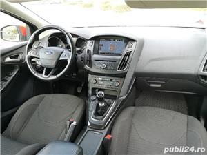 Ford Focus Titanium / 2015 / Euro 6 / 2.0 TDI / 150 CP. FULL - imagine 9