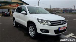 Vw Tiguan 2012 RAR efectuat 4x4-170CP R-Line Manual Xenon Panoramic Piele LED Zoll - imagine 1