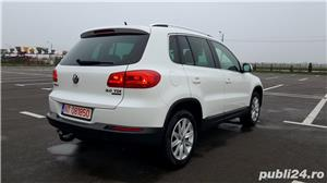 Vw Tiguan 2012 RAR efectuat 4x4-170CP R-Line Manual Xenon Panoramic Piele LED Zoll - imagine 5