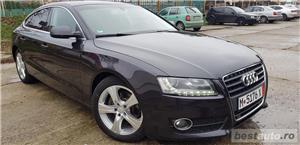 Audi A5/4Usi/Fab2010/2.7diesel/Led/Piele/Navi/Dubluclima/imp.germania  - imagine 1